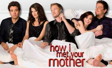 Funny English series: How I met your Mother